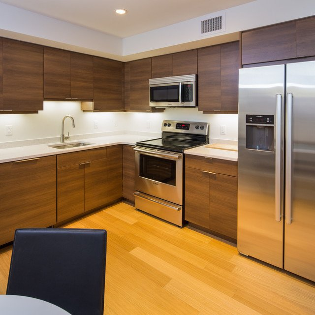 The Wyeth - Fully Equipped Kitchen with High End Bosch Appliances