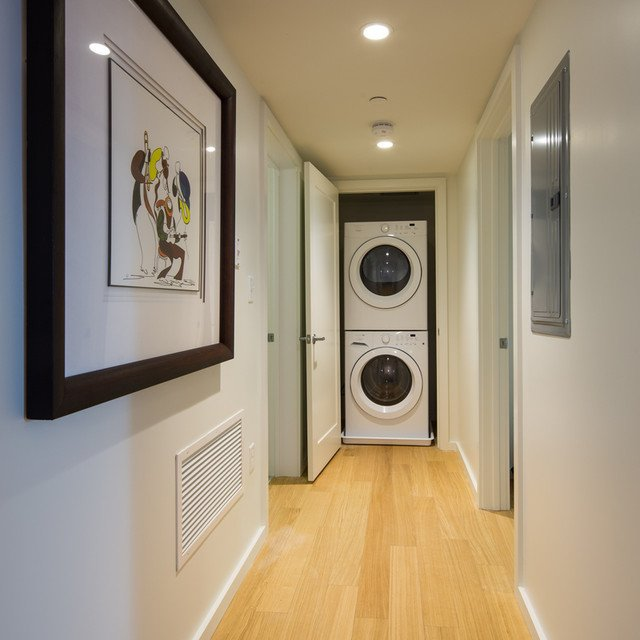 The Wyeth - Washer Dryer In Unit