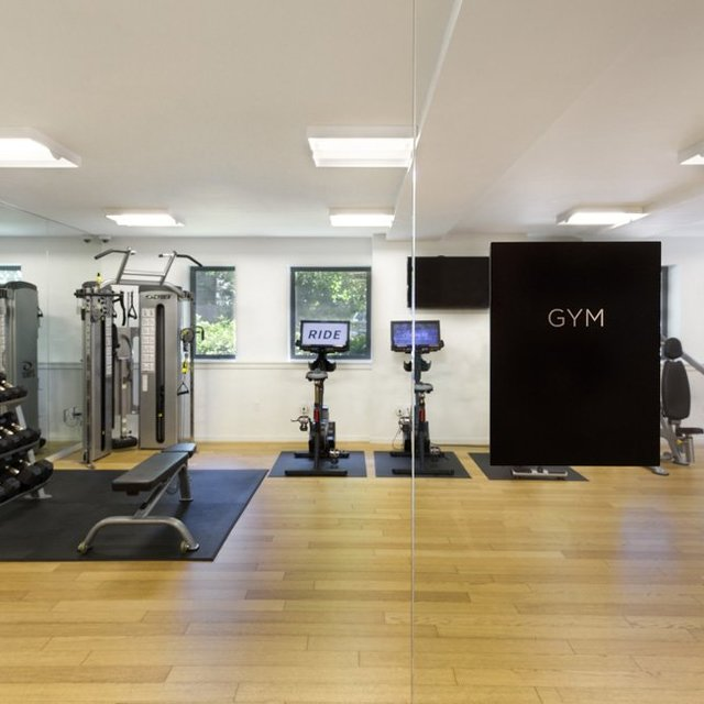 The Wyeth - Fitness Center